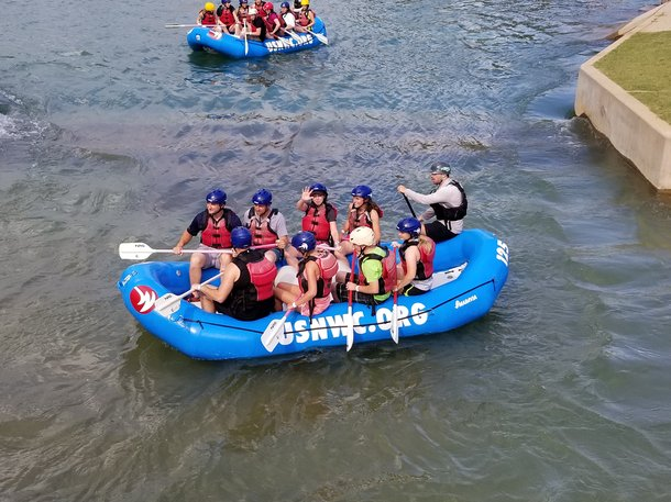 YGC Rafting