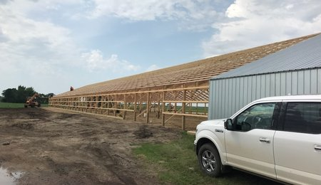 baker barn extension MN