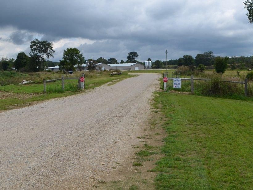 Berkdale entry