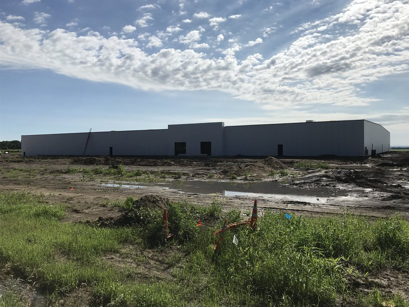 Beresford Hatchery exterior June2018