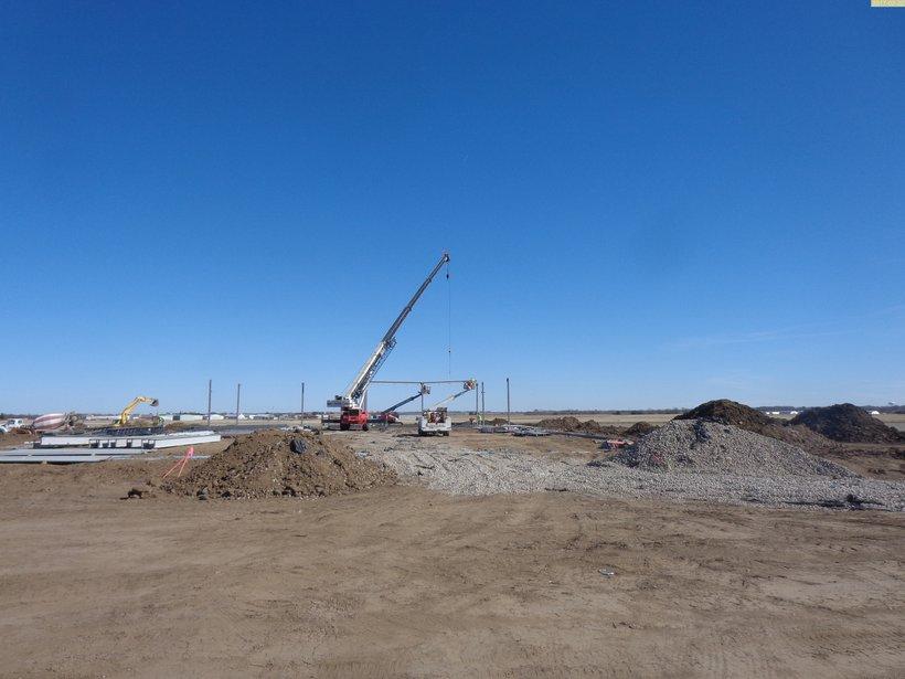 US PS Hatchery construction 2017