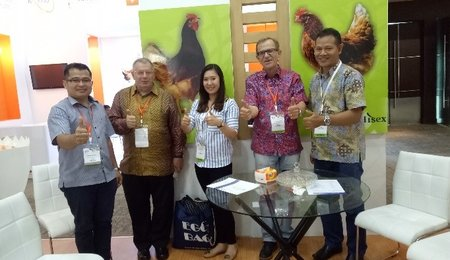 Ildex Indonesia event