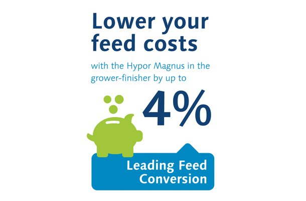 Lower feed costs