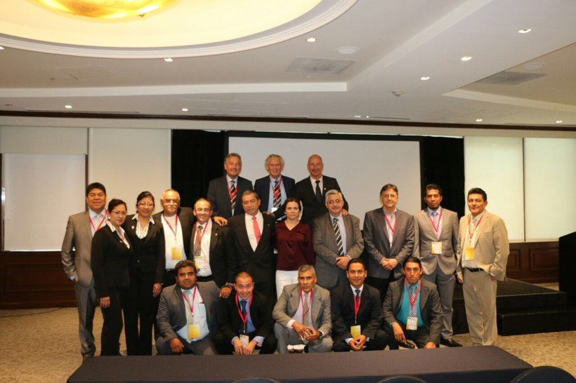 IMSA team at Mexico seminar