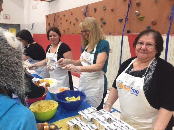Volunteers Canada